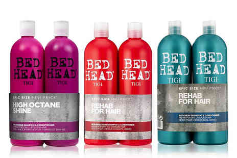 Beauty Magasin - Tigi haircare duo set choose from three options - Save 45%