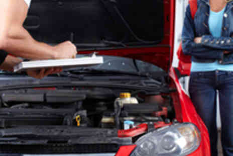 North East Garages - 54 Point Interim Service with Mini Valet - Save 52%