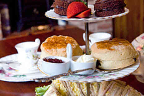 The Red Lion - Afternoon Tea for Two - Save 52%