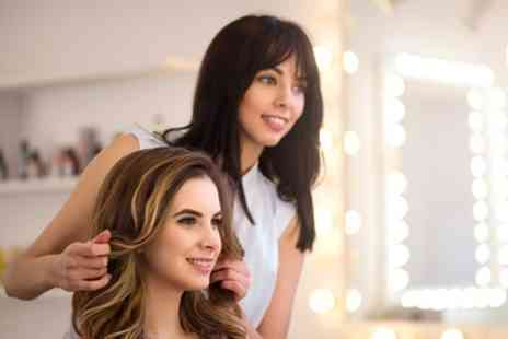 Stony Beyoutiful - Wash, Cut and Blow Dry with Optional Full-Head Tint or T Section Colour - Save 50%