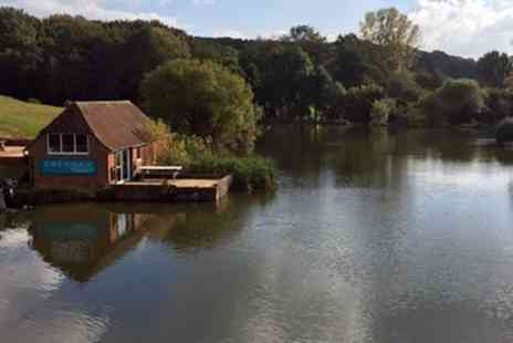 Alders Farm Fishery - Full Day of Fishing and Bait - Save 44%
