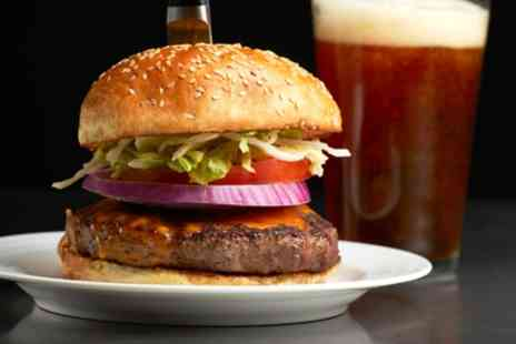 The Stoke Bar and Grill - Burger and Beer for Two or Four - Save 50%