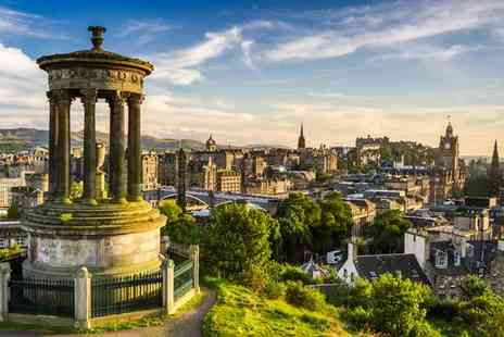 Radisson Blu Hotel - Four Star Superb Spa Hotel on the Royal Mile for two - Save 34%