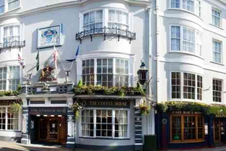 Royal and Fortescue Hotel - Two nights Stay coaching inn escape - Save 49%