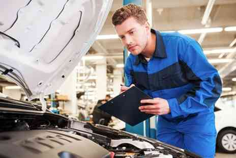 Deniz Auto Servicing - Car Service with Oil and Filter Change Plus Fluid Top Up - Save 65%