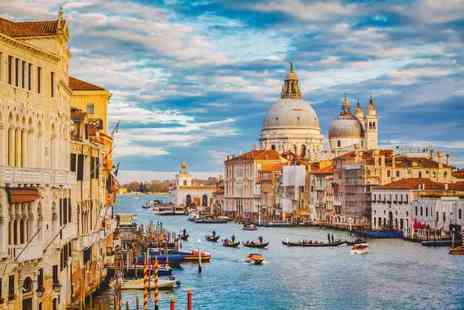 Weekender Breaks - Two nights Venice city break with return flights - Save 56%