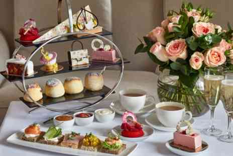 Podium Restaurant and Bar - Chocoholics Afternoon Tea, Optional Champagne for Two - Save 50%