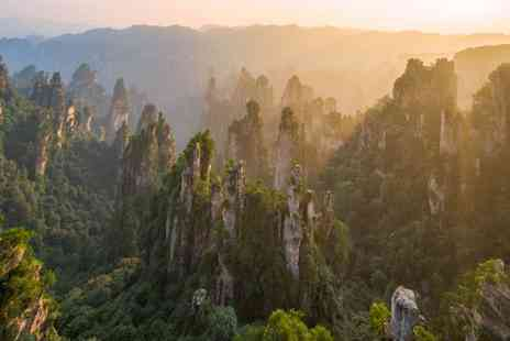 China and Avatar Mountains Tour - Five Star Discovery of Impressive Highlights and Intriguing National Park - Save 0%