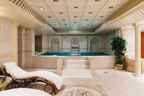 Grand Hotel Emerald - Five Star Prestigious Hotel in a Grand City for two - Save 70%
