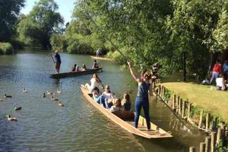 Undiscovered Cotswolds - Oxford and Punting on the River Day Tour - Save 0%
