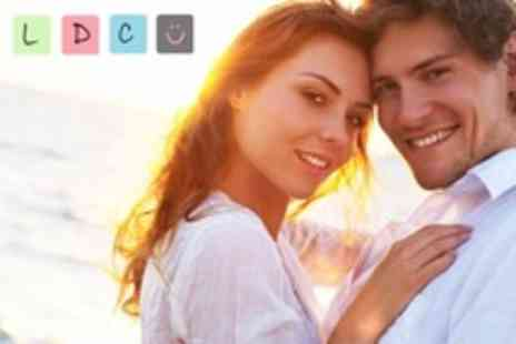 London Dental Centre - Teeth Whitening With Dental Examination and Scale and Polish - Save 76%