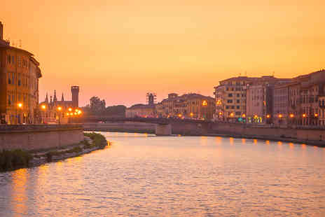 Bargain Late Holidays - 2 To 4 Nights Hotel Stay With Breakfast, Flights & Walking Tower and Leaning Tower Entry - Save 0%