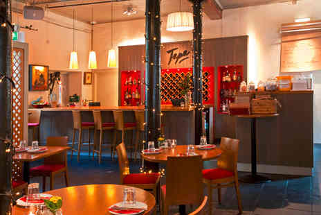 Tapa - £25 to spend on tapas for two - Save 60%