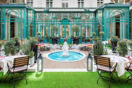 Westin Paris Vendome - Four Star  Wellness Hotel with Spectacular Historical Ballrooms for two - Save 58%