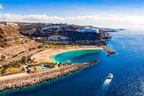 Marina Suites Gran Canaria - Four Star Impressive Hotel Boasting an Infinity Pool & Marina Location for two - Save 34%