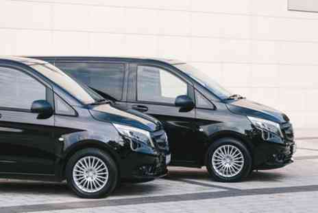 Quicktransfer - Private Arrival Transfer from London Luton Airport to London City - Save 0%
