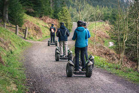 Into The Blue - Leeds Castle Segway tour for two - Save 21%