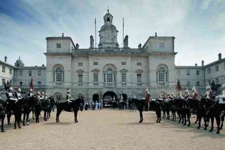London top sight tours - British Royalty Walking Tour and Household Cavalry Museum - Save 0%