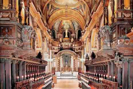 London top sight tours - South Bank Walking Tour and St Pauls Cathedral Ticket - Save 0%