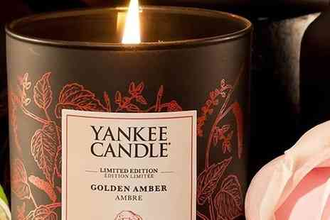 Groupon Goods Global GmbH - Yankee Gold Edition Twin Pack Candles - Save 0%
