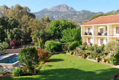 Corsican Places - French island apartment holiday - Save 0%
