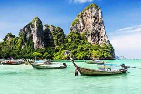 Infinity Cruises - Thailand and Malaysia cruise with flights and Singapore stay - Save 0%