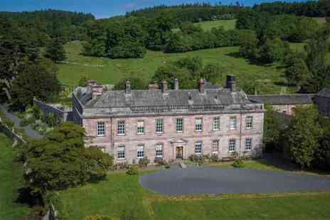 Dalemain Estates - Entry to the  Mansion and gardens for two people with a tour and a cream tea - Save 44%