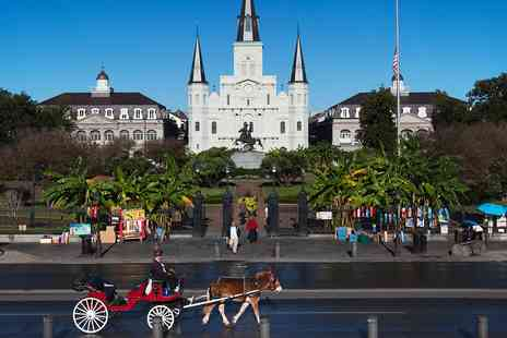 Cruise Nation - Eight Nights Caribbean cruise with New Orleans stay - Save 0%