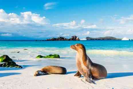 Llama Travel - 10 nights Galapagos Islands holiday with flights and hotels - Save 0%