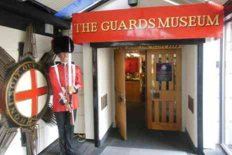 London top sight tours - South Bank Walking Tour and Guards Museum Entry Ticket - Save 0%
