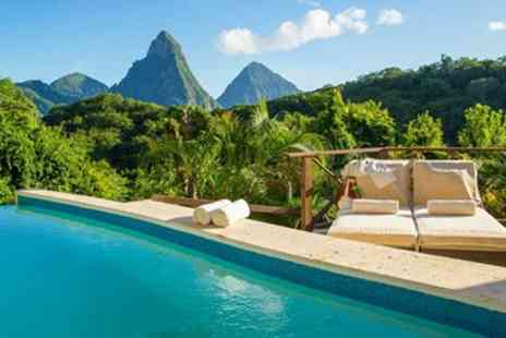 Away Holidays - Four star St Lucia week with flights, breakfast and 2 free nights - Save 0%