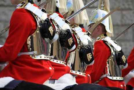 London top sight tours - Westminster Walking Tour and Household Cavalry Museum Tickets - Save 0%