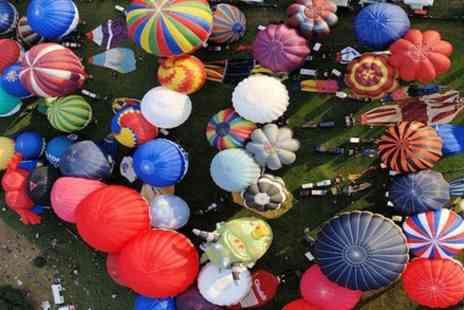 Bailey Balloons - Bristol Balloon Fiesta Champagne Flight - Save 0%