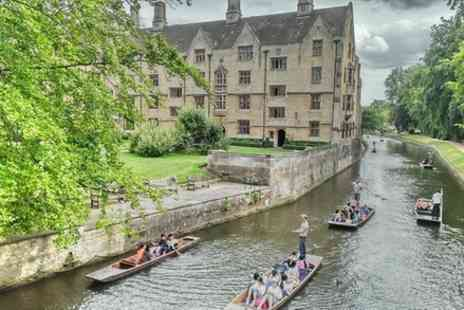Guide and Peek Cambridge - Walking and Punting Tour - Save 0%