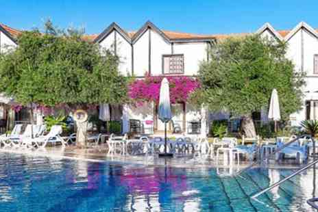 Cyprus Paradise - Seven Kyrenia summer break with la carte meals and spa discount - Save 0%