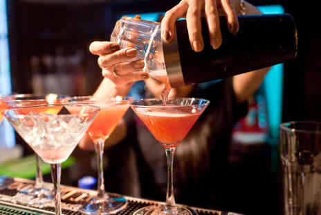 Hotel indigo - Four cocktails to share between two people - Save 66%