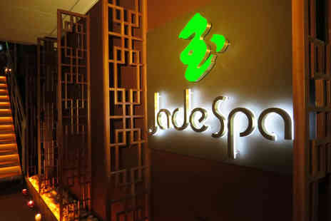 Jade Spa - Five luxury spa treatments for one person with afternoon tea - Save 64%