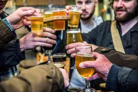 Experius - Bermondsey Craft Beer Tour - Save 0%