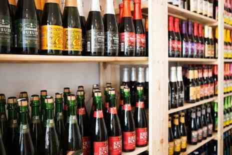 The Moreton Beer Cellar - Belgian beer tasting - Save 0%