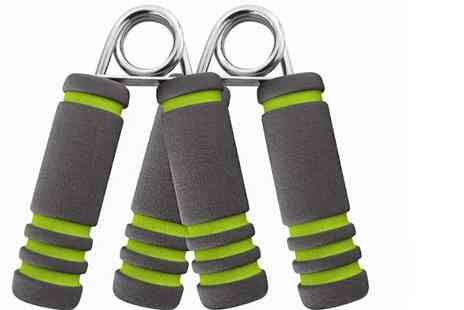 GameChanger Associates - Forearm And grip workout hand grips - Save 78%