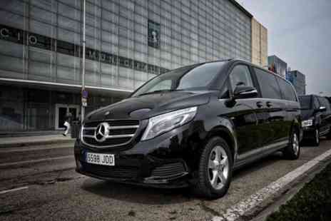 Europe Shuttle - Arrival Private Transfer Luxury Van Bilbao airport BIO to Bilbao City - Save 0%