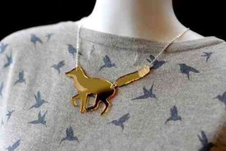 Shore Cottage Studio - Make a Bespoke Laser Cut Necklace - Save 0%