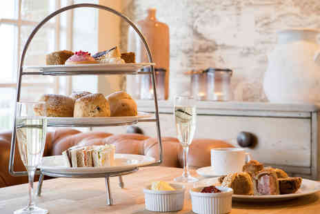 The Beaulieu Hotel - Prosecco Afternoon Tea for Two - Save 0%