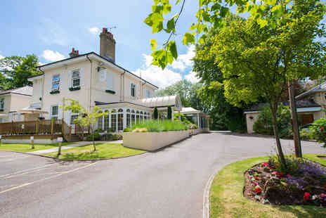 Forest Lodge Hotel - Two Night New Forest Escape for Two at the Forest Lodge Hotel - Save 0%