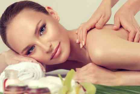 Lucy at Stylistics - One Hour Full Body Massage - Save 20%