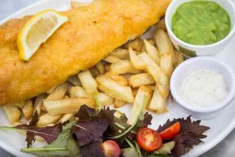 Clarence Yard - Fish and Chips for Two or Four - Save 45%