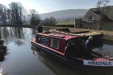 Skipton Boat Trips - Day Boat Hire - Save 0%