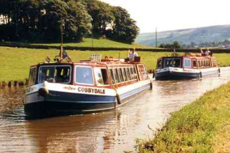 Skipton Boat Trips - 1 Hour Public Cruise - Save 0%