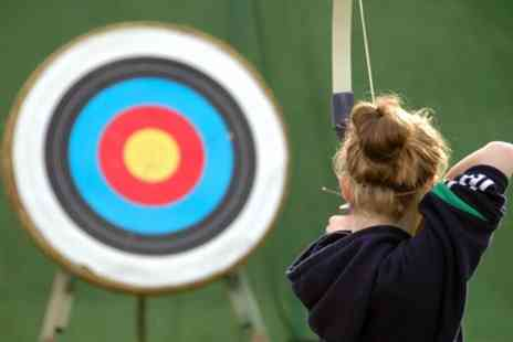 Robins Reach Archery - One Hour Archery Experience for Up to Four - Save 29%