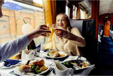 Virgin Experience Days - The Midlander First Class Steam Train Lunch Experience for Two - Save 0%